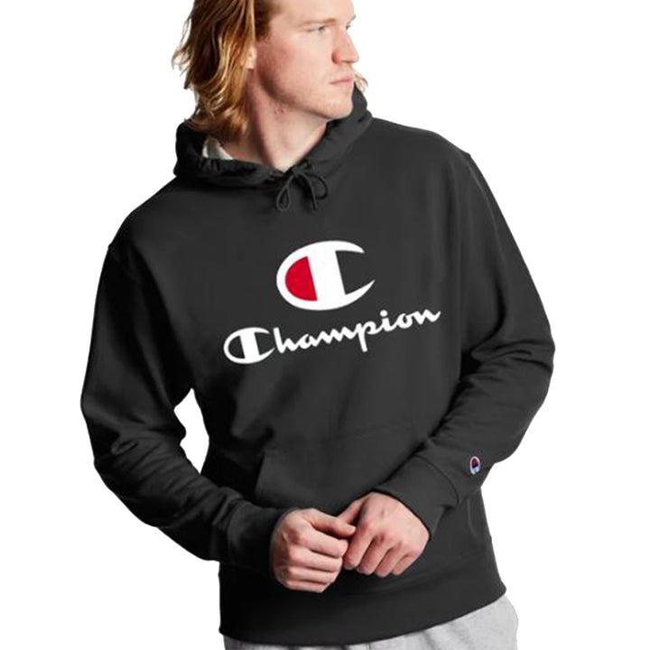 Power Blend Graphic Hoodie