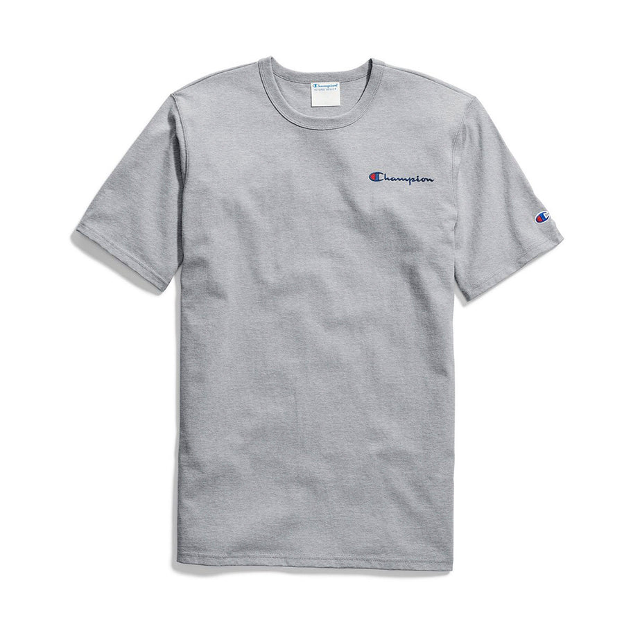 Heritage Short Sleeve Embroidered Tee