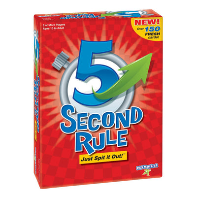 Five Second Rule Game