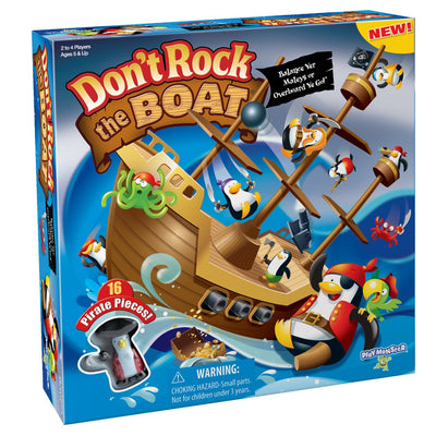 Dont Rock The Boat Game