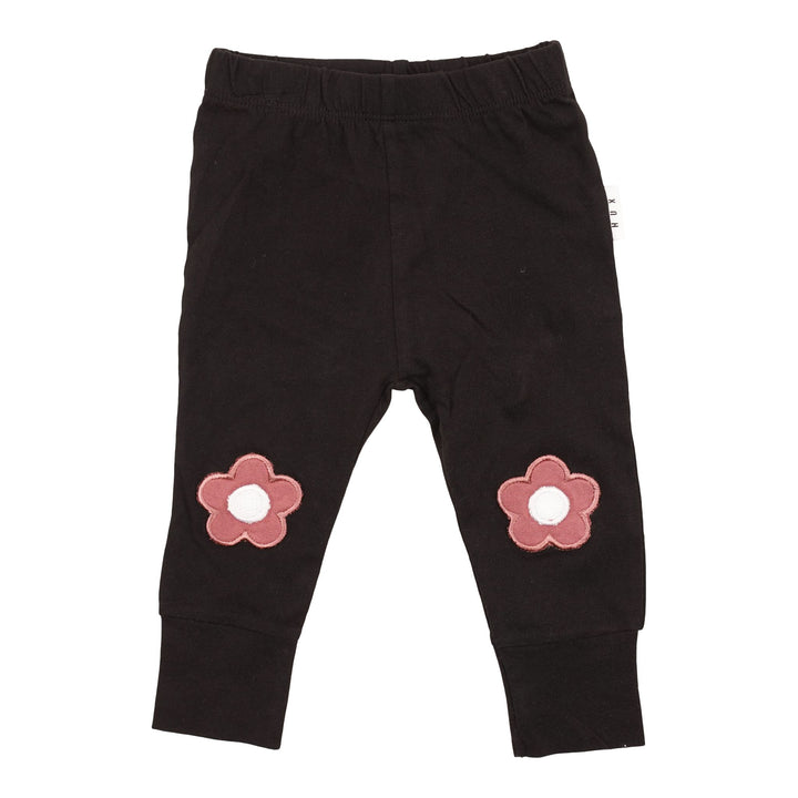 Floral Knee Legging