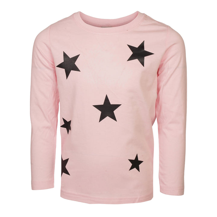 All Over Star Long Sleeve Shirt