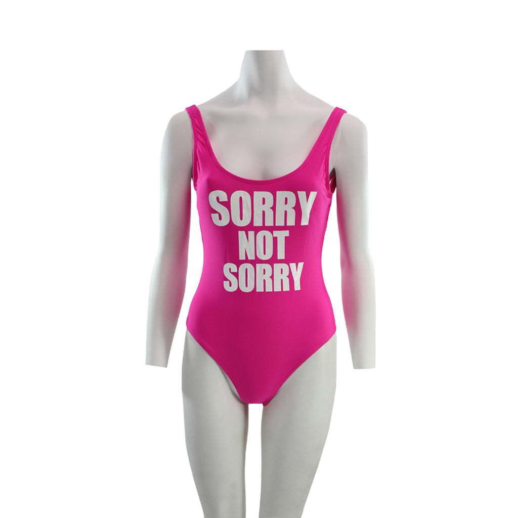 Sorry Not Sorry 1 Piece