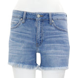 Cut Off Denim Short