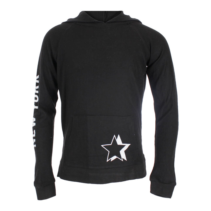 Hacci Hoody with New York and Stars