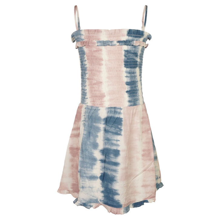 Cotton Candy Smock Dress