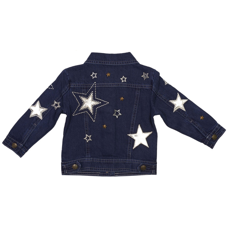 Star Denim Jacket