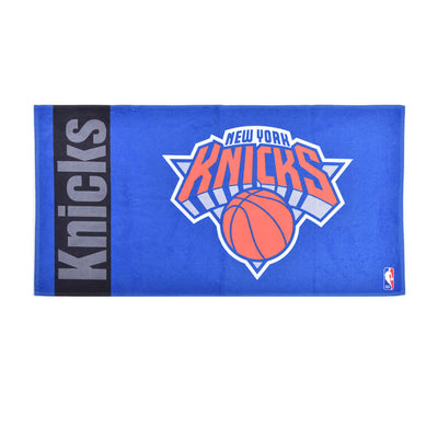 Knicks On Court Bench Towel