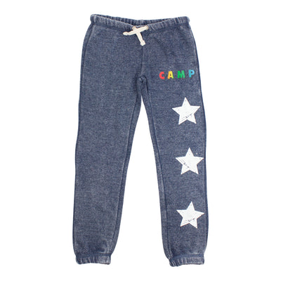 Sweatpant with White Stars