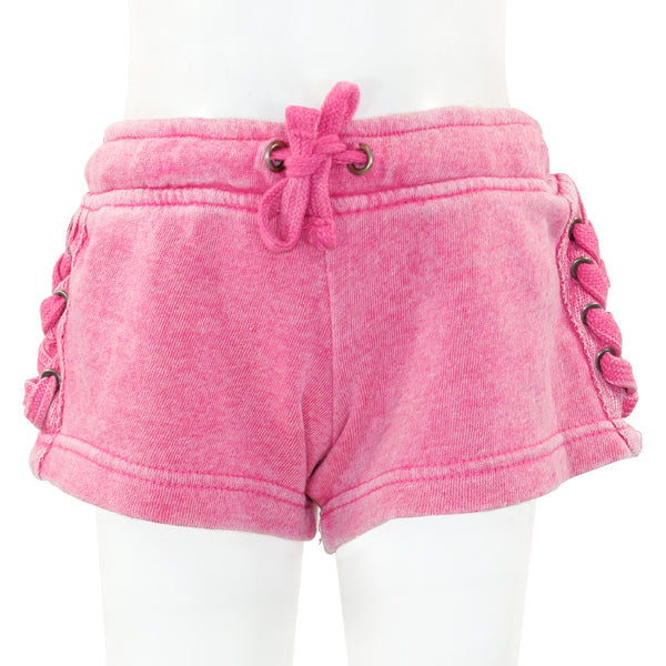 Short with Side Lace Up