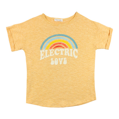 Electric Love Short Sleeve Tee