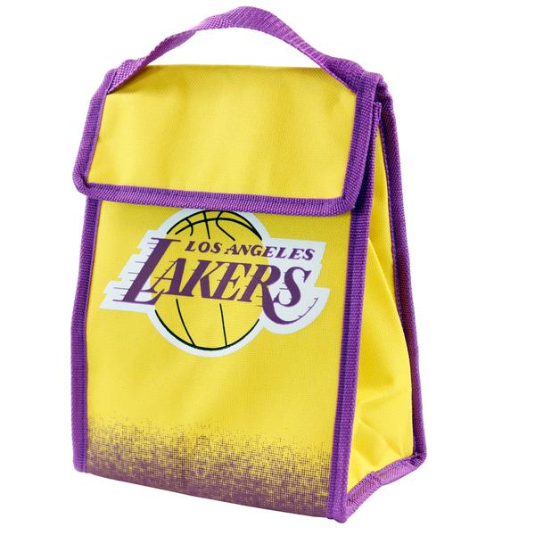 Lakers Gradient Lunch Bag