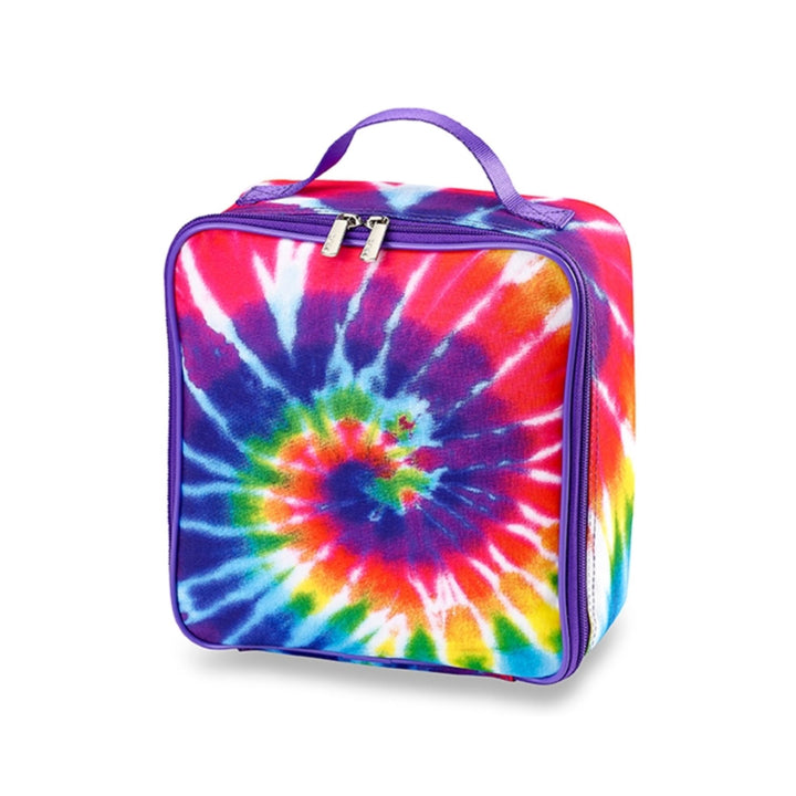Classic Tie Dye Lunch Bag