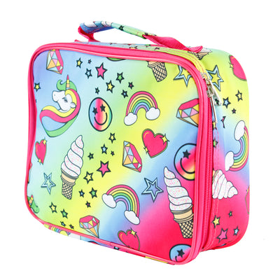 Unicorn Fantasy Lunch Box