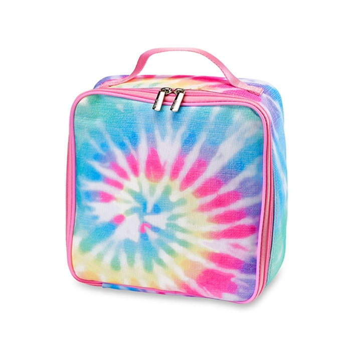 Pastel Tie Dye Lunch Bag