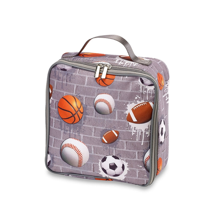 Sport City Insulated Lunch Bag