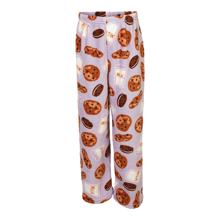 Milk & Cookies Fuzzy Lounge Pant