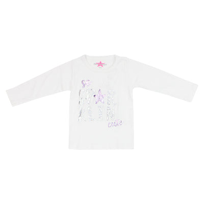 Long Sleeve Tee So Sparklin Cute