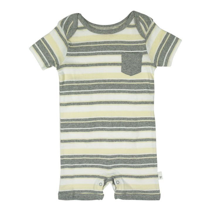 2 Pack Romper Stripe