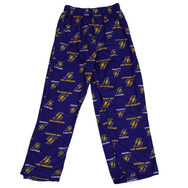 8-20 Lakers Logo Lounge Pant