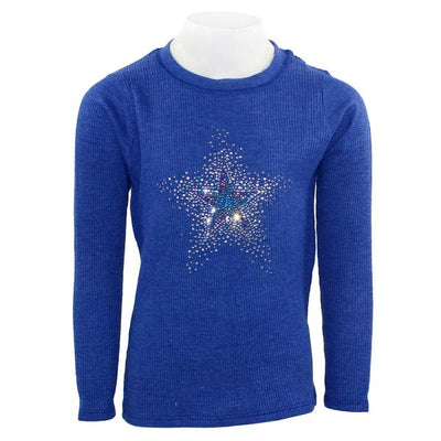 Long Sleeve Thermal with Bursting Star
