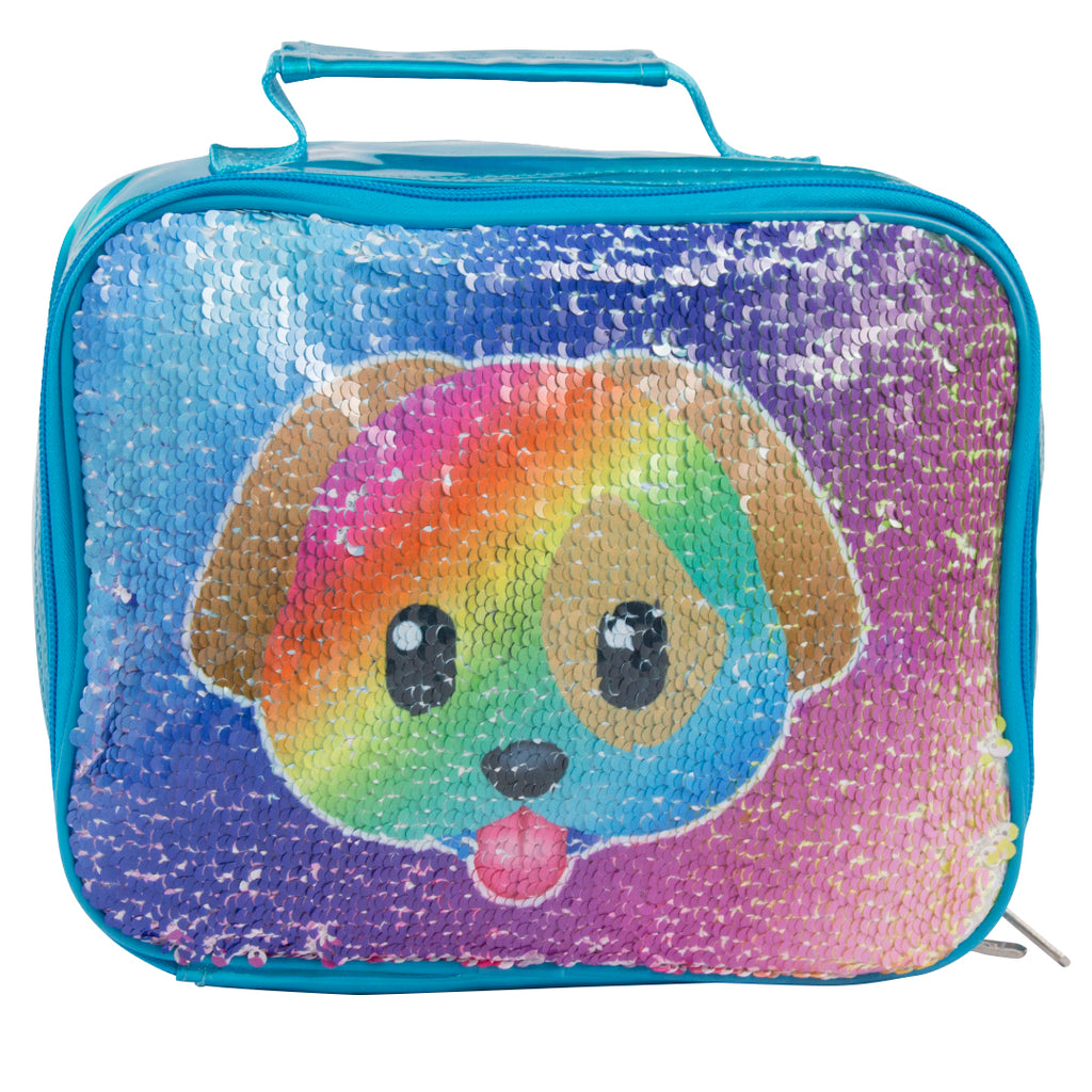 Magic Sequin Reversible Lunch Box