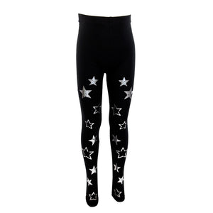 Legging with Scattered Stars