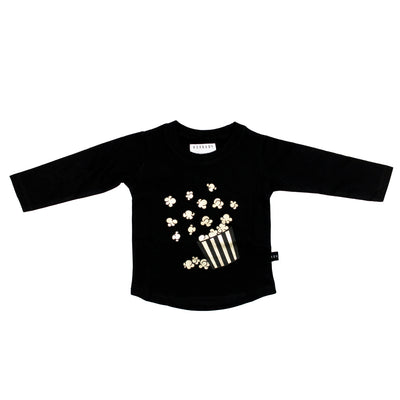 Long Sleeve Tee Popcorn