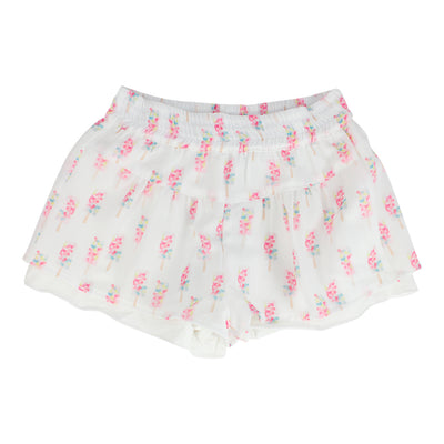 Printed Popsicle Short