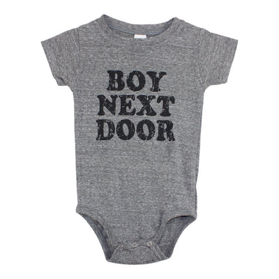 Onesie with Boy Next Door