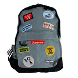 December Sky Backpack with Patches