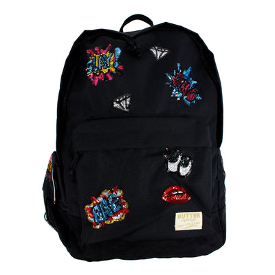 Comic Patch Backpack