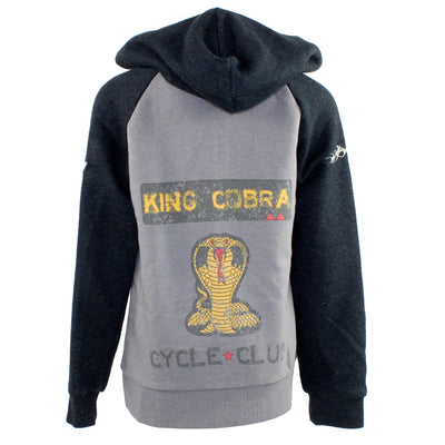 King Cobra Full Zip Fleece Hoodie