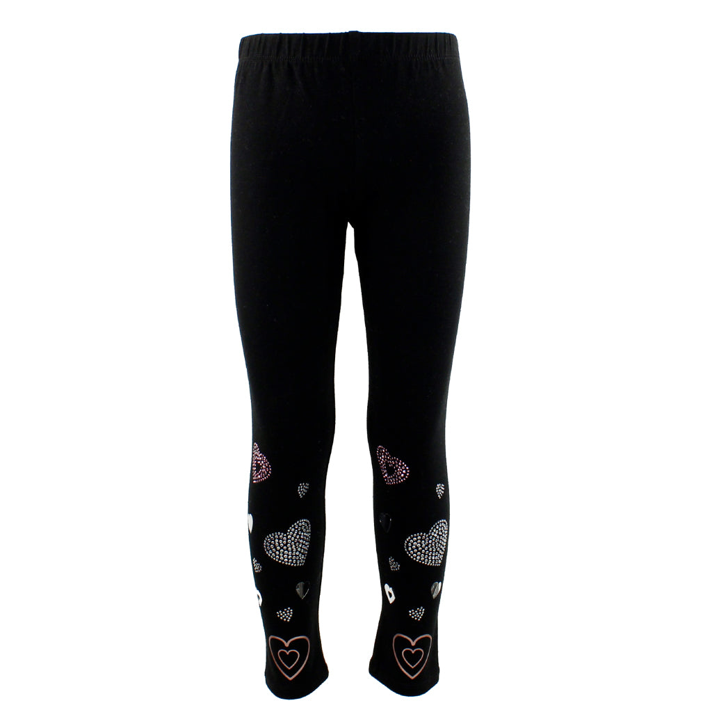 Legging with Hearts