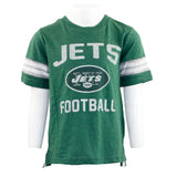 Jets Prestige Short Sleeve Crew Neck Tee