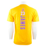 Lebron James Backer Short Sleeve Tee