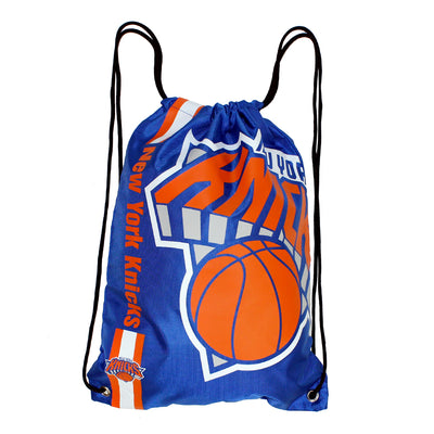 Knicks Big Logo Drawstring Bag