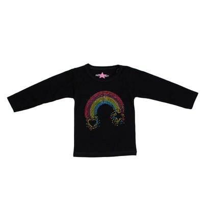 Long Sleeve Tee Rainbow