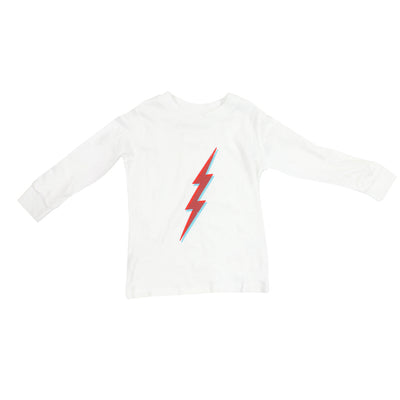 Long Sleeve Tee Ziggy Bolt