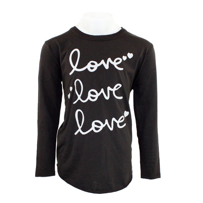 Long Sleeve Love Love Love