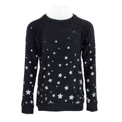 Long Sleeve Top with Stars