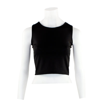 Sleeveless Solid Tank