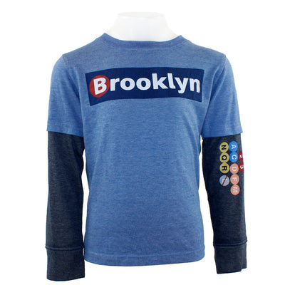 Brooklyn Layer Tee
