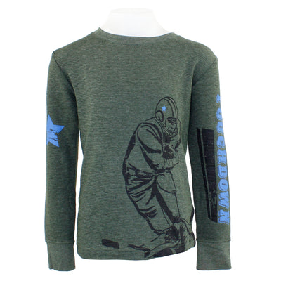 Football Player Thermal