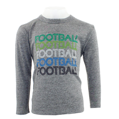 Football Long Sleeve Tee