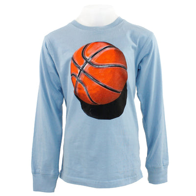 Basketball Long Sleeve Tee