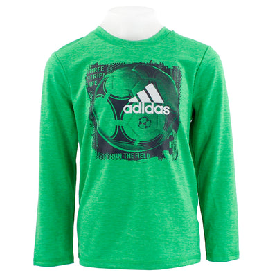 Collage Sport Ball Long Sleeve Tee