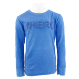 Hero Patch Long Sleeve Tee
