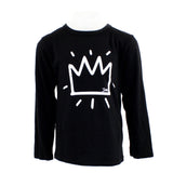 Crown Long Sleeve Tee
