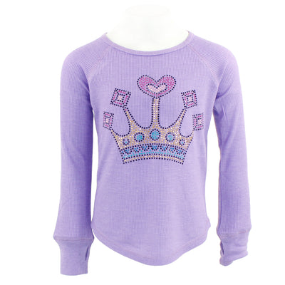 Long Sleeve Thermal with Crown
